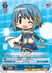 SD Sayaka [MM/W35-E106 PR] English