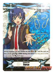 ▽ Imaginary Gift Marker [Force] Aichi Sendou - V-GM/0072EN - SCR (Gold Hot Stamp) [V-BT03]