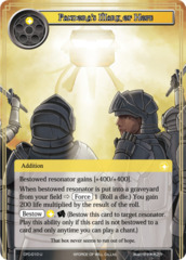 Pandora's Mark of Hope [CFC-010 U (Foil)] English