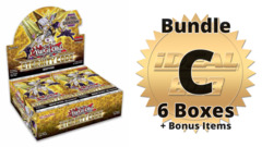 Eternity Code Bundle (C) - Get 6x Booster Boxes + Bonus Items * PRE-ORDER Ships May.01
