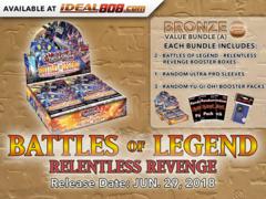 Battles of Legend - Relentless Revenge Bundle (A) - Get 2x Booster Boxes + Bonus Items * PRE-ORDER Ships Jun.29, 2018