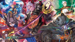 Force of Will TCG Advent of the Demon King Promo Playmat