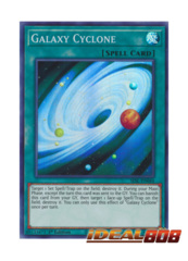 Galaxy Cyclone - SESL-EN044 - Super Rare - 1st Edition