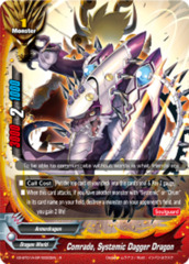 Comrade, Systemic Dagger Dragon [X2-BT01A-SP/0020EN R (Parallel FOIL)] English