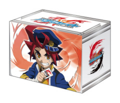 Future Card Buddyfight [Gao Mikado] Vol.157 Bushiroad Deck Box