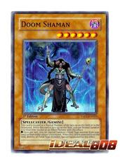 Doom Shaman - TAEV-EN025 - Super Rare - 1st Edition