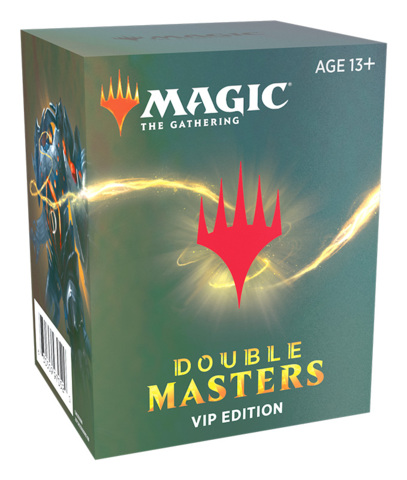 Double Masters (2XM) VIP Edition Mini Pack Box (35 Cards)