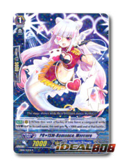 PRISM-Romance, Mercure - EB06/013EN - R