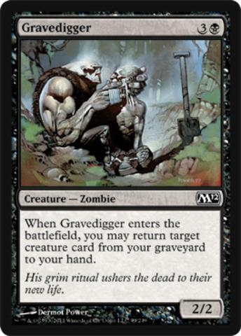 Gravedigger - Foil