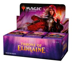 Throne of Eldraine Draft Booster Box [36 Packs]