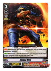 Savage King - V-EB01/019EN - R