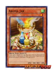 Aroma Jar - MP16-EN071 - Common - 1st Edition