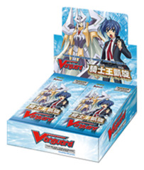 CFV-BT10 Triumphant Return of the King of Knights (English) Cardfight Vanguard Booster Box