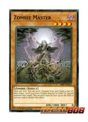 Zombie Master - SR07-EN010 - Common - 1st Edition