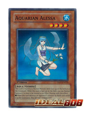 Aquarian Alessa - TAEV-EN020 - Super Rare - Unlimited Edition