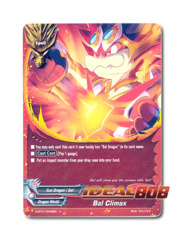 Bal Climax [D-BT01/0056EN U (FOIL)] English