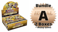 Eternity Code Bundle (A) - Get 2x Booster Boxes + Bonus Items * PRE-ORDER Ships May.01