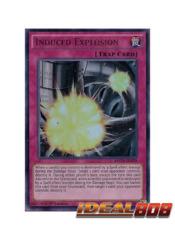 Induced Explosion - MVP1-EN009 - Ultra Rare - 1st Edition