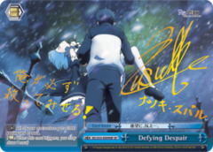 Defying Despair [RZ/S55-E099SP SP (SIGNED FOIL)] English