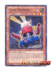 Card Trooper - BP02-EN048 - Mosaic Rare - 1st