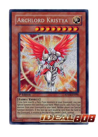 Yugioh Blackwing Silverwind The Ascendant SOVR-EN041 Ultimate Rare
