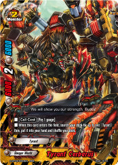 Tyrant Cerberus [D-BT03/0003EN RRR (FOIL)] English