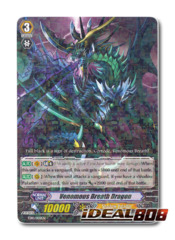 Venomous Breath Dragon -  TD10/002EN - TD