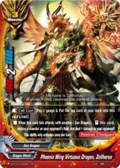 Phoenix Wing Virtuous Dragon, Zellhorus [D-BT03/0009EN RR (FOIL)] English