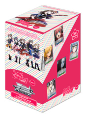 BanG Dream! Vol.2 (English) Weiss Schwarz Booster Box [20 Packs]
