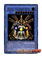 Reshef the Dark Being - TLM-EN033 - Ultimate Rare - 1st Edition
