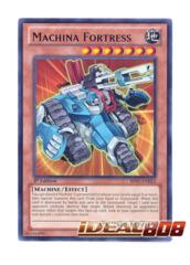 Machina Fortress - BP01-EN022 - Starfoil Rare - 1st Edition