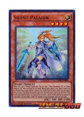 Silent Paladin - DPRP-EN003 - Ultra Rare - 1st Edition