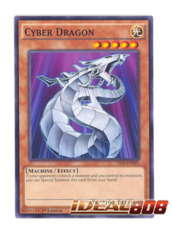 Cyber Dragon - YS15-ENF05 - Common - 1st Edition