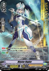 Blaster Rapier (Royal Paladin) - V-EB06/I04EN - IMR (Gold Hot Stamp - Imagine Rare)