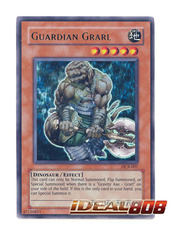 Guardian Grarl - DCR-007 - Ultra Rare - Unlimited Edition