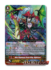 Mist Phantasm Pirate King, Nightrose - G-BT06/008EN - RRR
