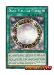 Dark Magical Circle - LED6-EN009 - Common - 1st Edition