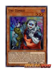 Uni-Zombie - BLRR-EN074 - Ultra Rare - 1st Edition