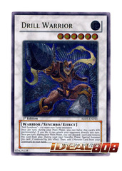 Drill Warrior - ABPF-EN041 - Ultimate Rare - 1st Edition