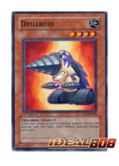Drillroid - CRV-EN009 - Common - 1st Edition
