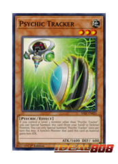 Psychic Tracker - SAST-EN025 - Common - 1st Edition