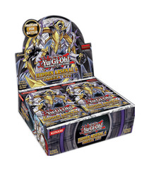 Hidden Arsenal 6: Omega Xyz Booster Box (1st Edition)