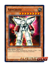 Armoroid - HSRD-EN047 - Common - 1st Edition