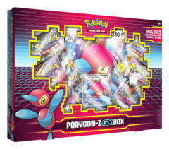 Porygon-Z-GX Pokemon Box * PRE-ORDER Ships Sep.20