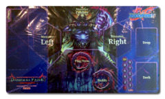 Case Topper Promo Playmat - BT04 Darkness Fable: Wrath of the Punisher