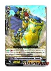 Knight of Evening Glow, Capoir - G-SD02/008EN - (common ver.)