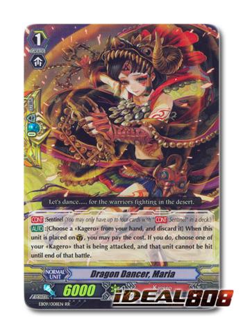 Dragon Dancer, Maria - EB09/008EN - RR