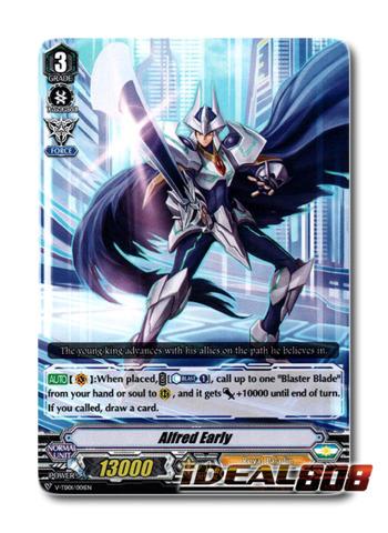 Alfred Early - V-TD01/001EN (Regular)