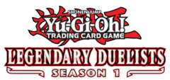 Legendary Duelists: Season 1 Booster Pack [18 cards]