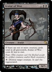 Avatar of Woe - Foil